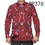 Kemeja Batik Tulis Halus