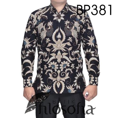 Hem Batik Cowok