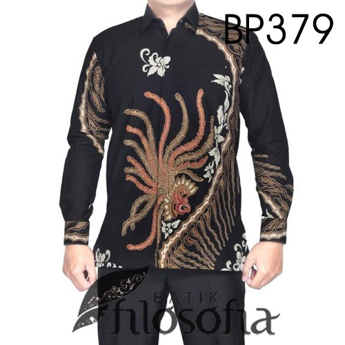 Kemeja Batik Laki