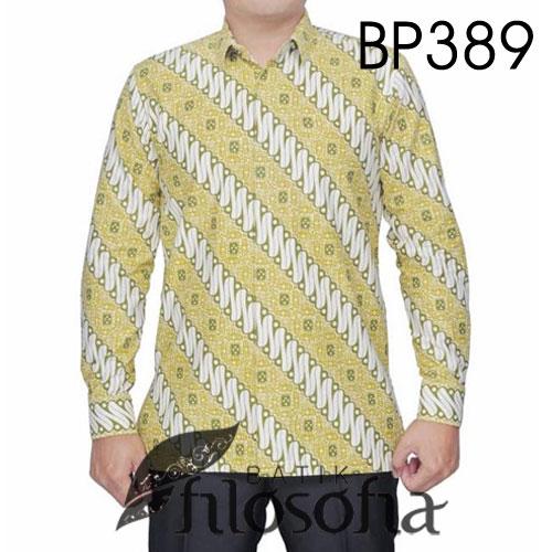 Baju Batik Parang