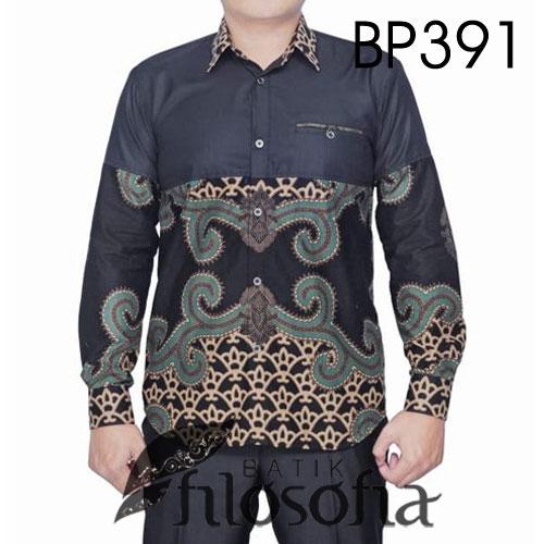 Kemeja Batik Lelaki
