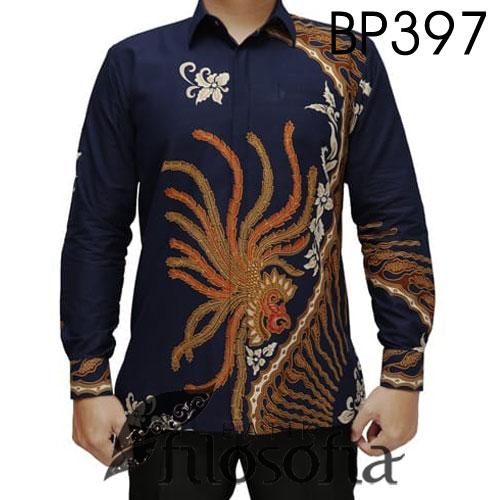 Baju Batik Casual