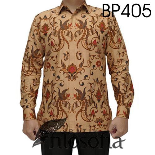 Baju Batik Warna Unik