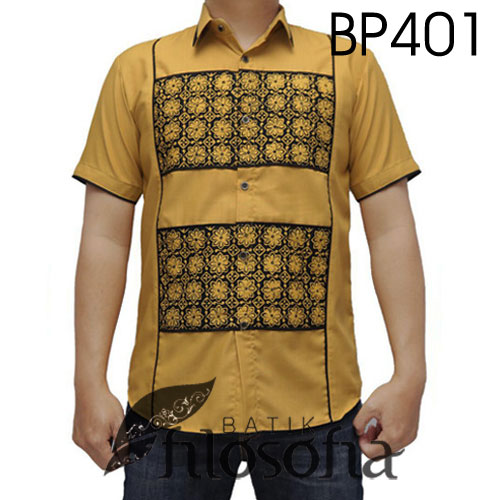 Batik Kombinasi Modern