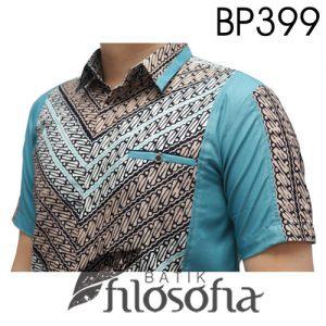 Batik Pria Kombinasi