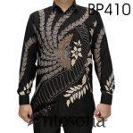 Baju Batik Bank