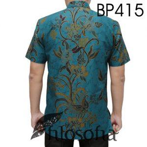 Hem Batik Pendek