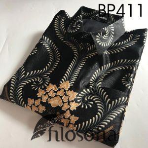 Kemeja Batik Halus