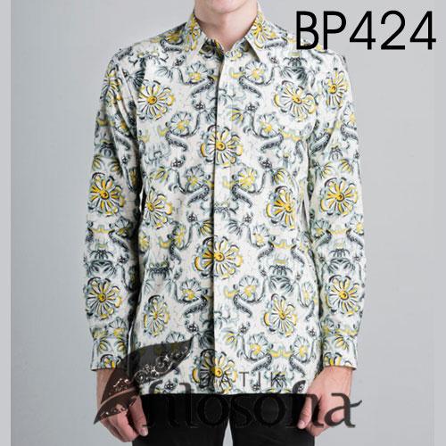 Baju Batik Halus