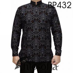 Baju Batik Koko Pria