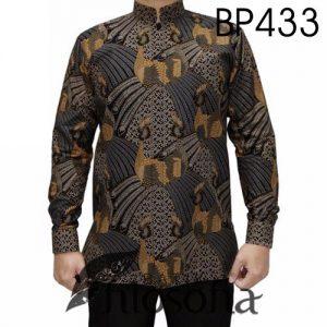 Batik Kerah Koko