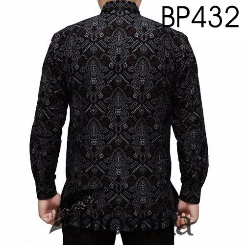 Gambar Baju Batik Koko Pria
