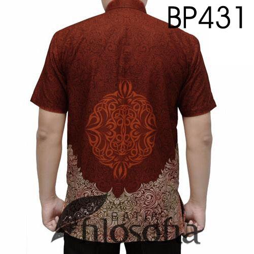 Gambar Batik Koko Premium