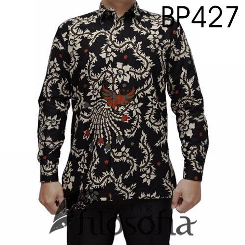 Kemeja Batik Klasik