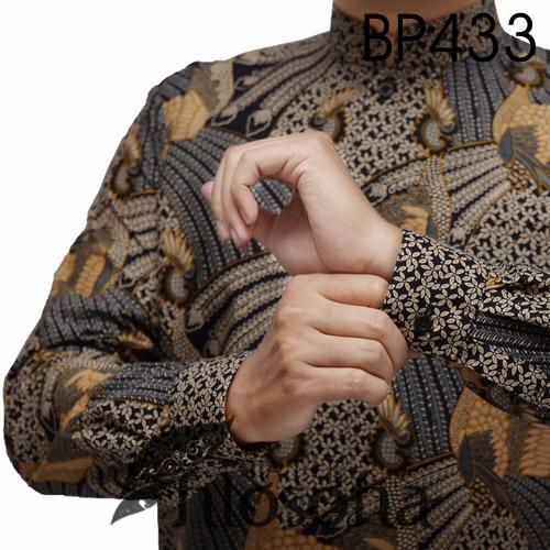 Picture Batik Kerah Koko