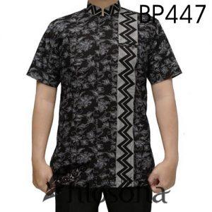 Baju Batik Pendek