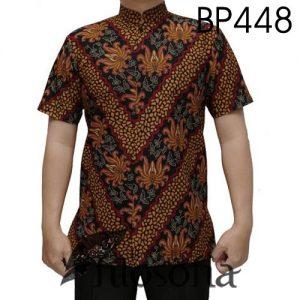 Batik Koko Pendek