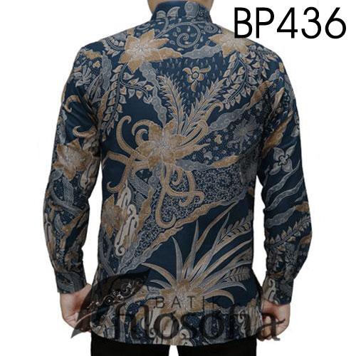 Gambar Kemeja Batik Elegan