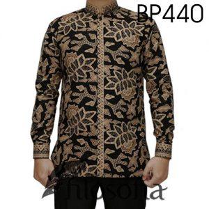 Hem Batik Katun Panjang