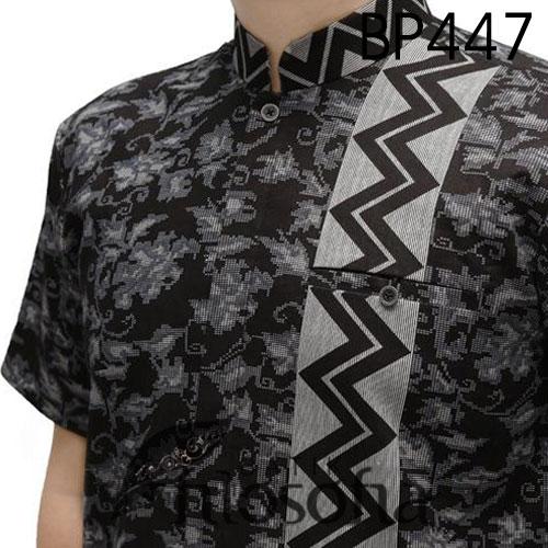 Picture Baju Batik Pendek