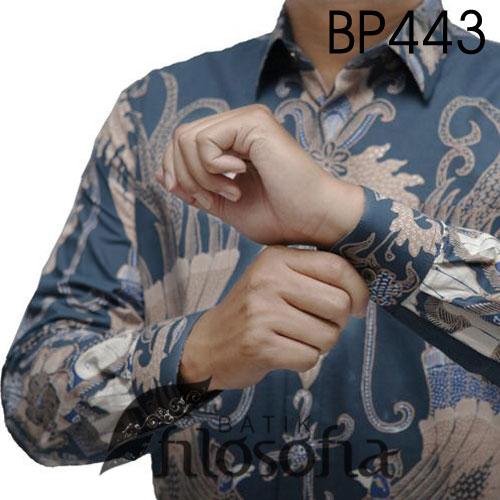 Picture Batik Tulis Pria Terbatas