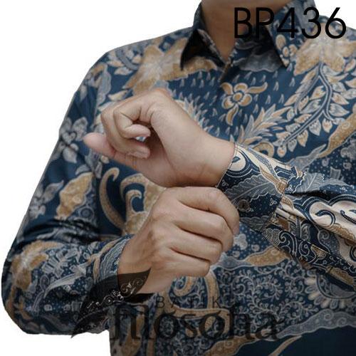 Picture Kemeja Batik Elegan