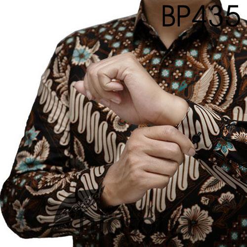 Picture Kemeja Batik Katun