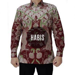 Batik 454 Habis