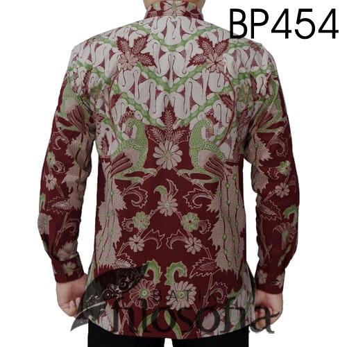 Gambar Batik Tulis Elegan