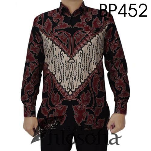 Kemeja Batik Eksklusif