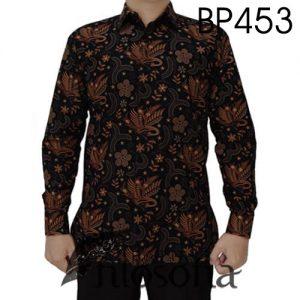 Kemeja Batik Modern