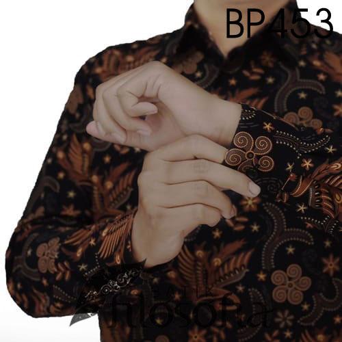 Picture Kemeja Batik Modern