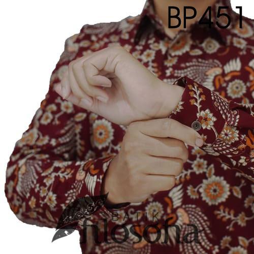 Picture Kemeja Batik Pria Katun