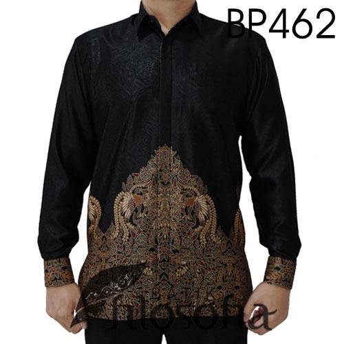 Baju Batik Formal Elegan