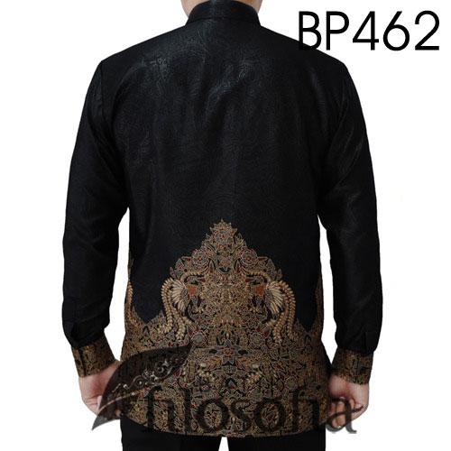Gambar Baju Batik Formal Elegan