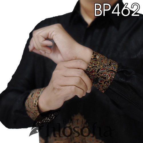 Picture Baju Batik Formal Elegan