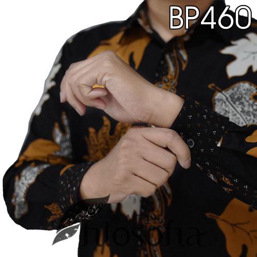 Picture Batik Motif Daun