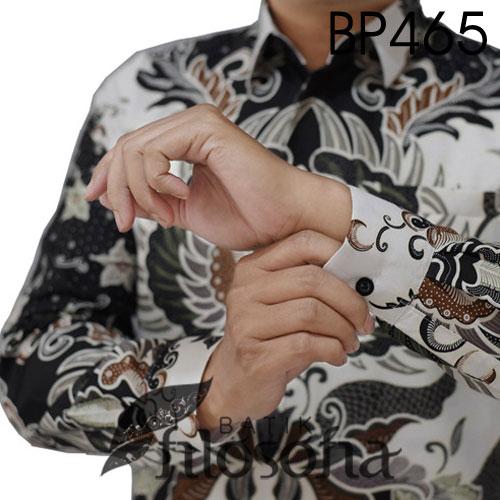 Picture Kemeja Batik Elegan Katun