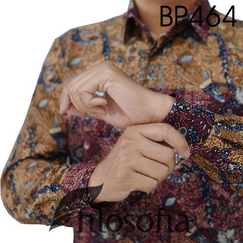 Picture Kemeja Batik Panjang