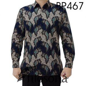 Baju Batik Fashion Pria