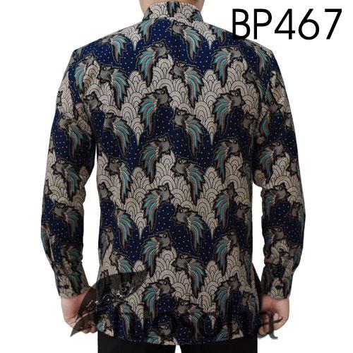 Gambar Baju Batik Fashion Pria