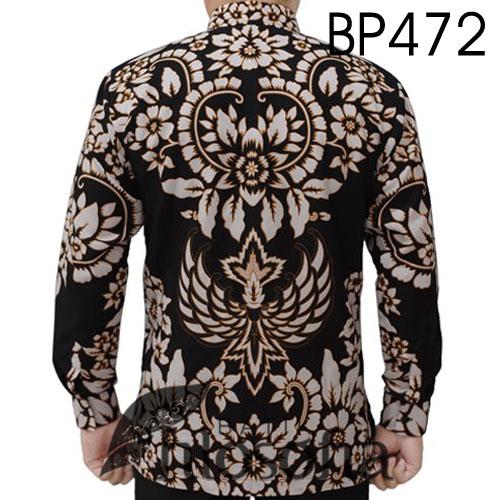 Gambar Kemeja Batik Jawa