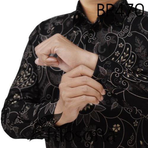 Image Batik Hitam Pria