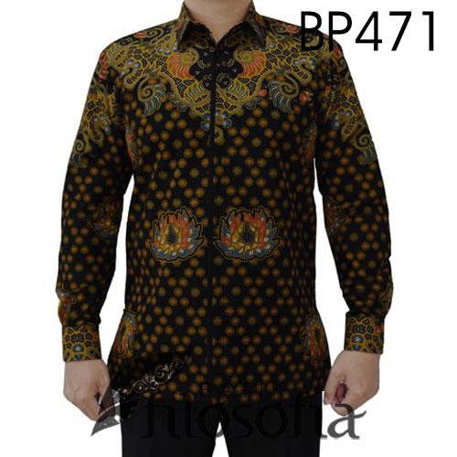 Kemeja Batik Bagus