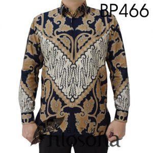 Kemeja Batik Pria Keren