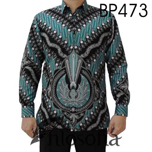 Kemeja Batik Zaman Now