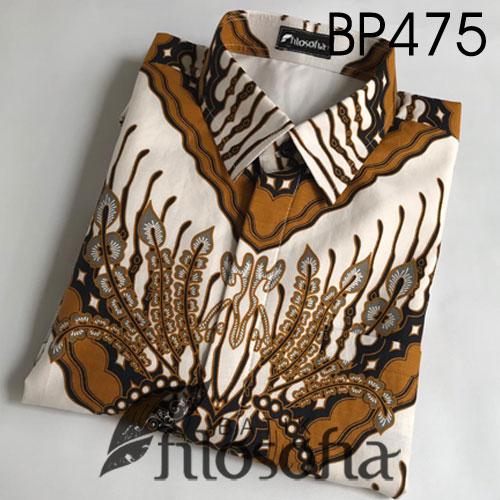 Picture Batik Seragam Pria