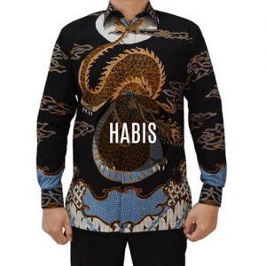 Batik 482 Habis