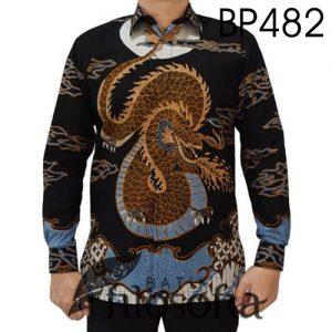 Batik Tulis Motif Ular
