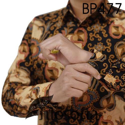 Images Baju Batik Motif Daun